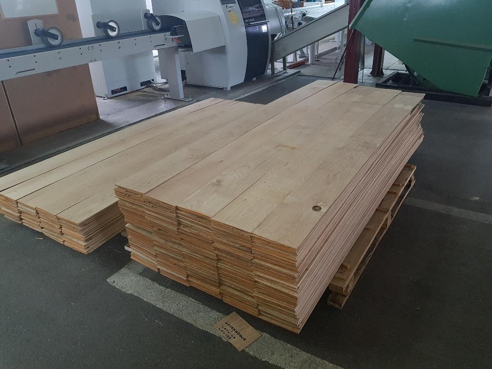 Oak Wood Lamellen Sägefurnier Trading Imperius