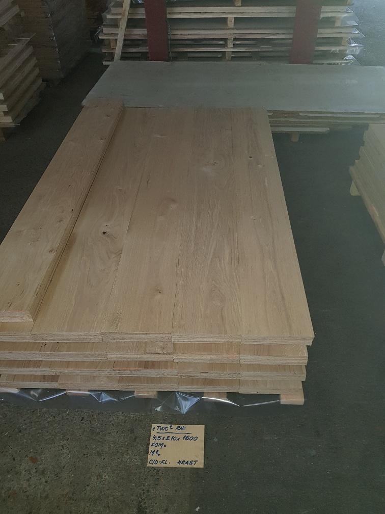 oak lamella, Eichenlamellen - Imperius woodtrading