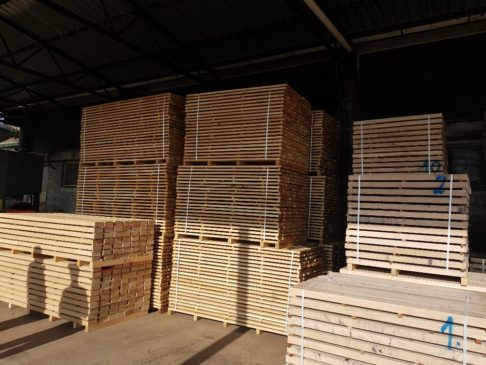 oak square timber, Eichen Kantholz - Imperius woodtrading