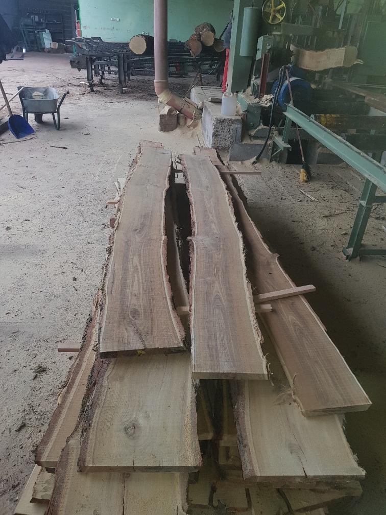 Akazie Schnittholz, Robinie acacia lumber - Imperius woodtrading