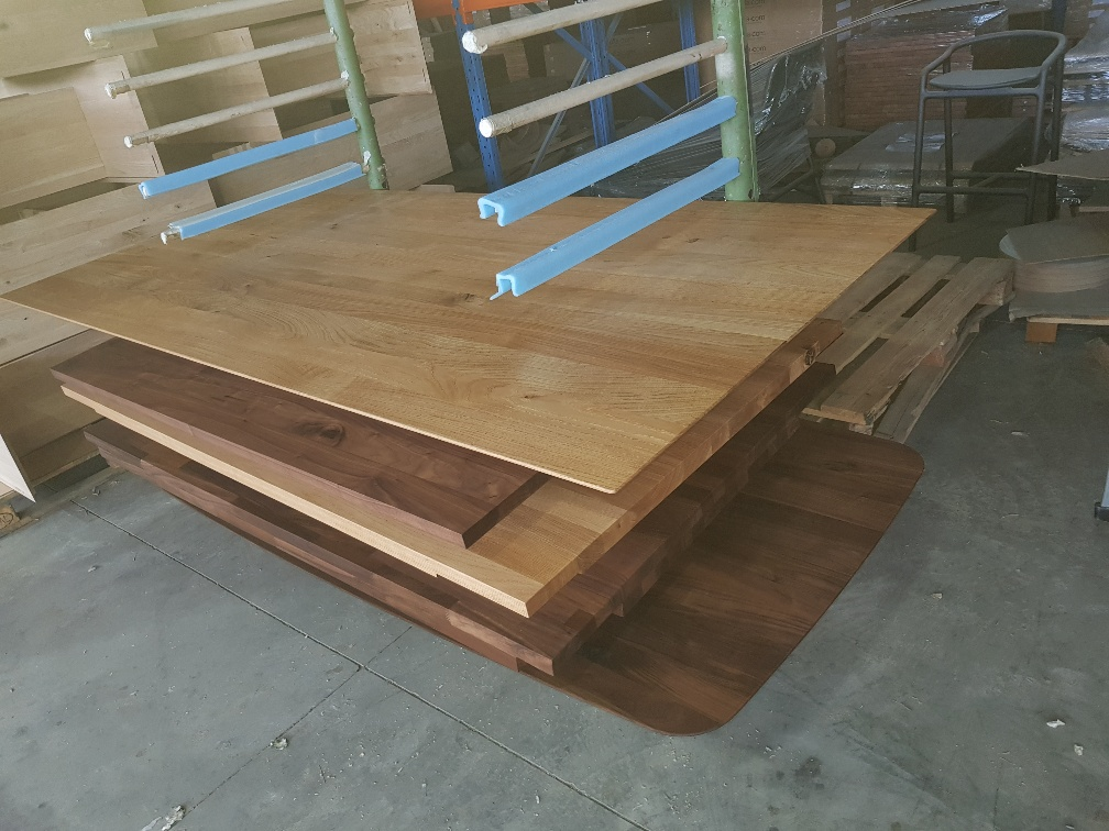 Vollholz Tischplatten, Vollholz Tischplatten 21/5000 Solid wood table tops Imperius woodtrading