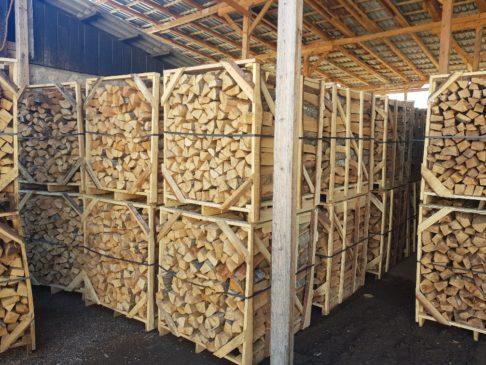 Oven-ready Beech Firewood